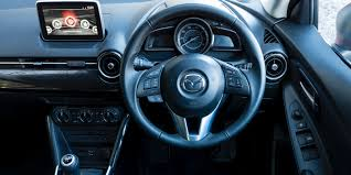 cheap mazda cars mazda 2 interior practicality and infotainment carwow