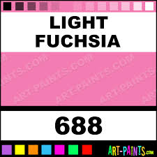 light fuchsia folk art acrylic paints 688 light fuchsia paint