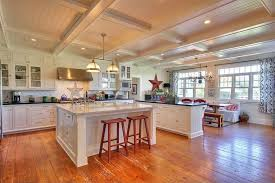 Red Barn Santa Ynez Country Kitchen With Subway Tile U0026 Soapstone Counters In Santa