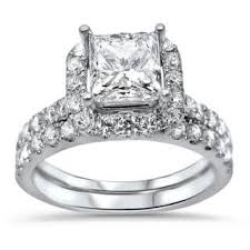 Wedding Rings Princess Cut by Princess Engagement Rings Shop The Best Deals For Dec 2017