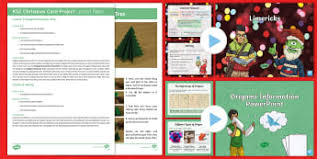 ks2 christmas primary resources christmas crafts page 1