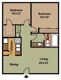 mesa apartments floor plans waterstone apartments floor plans