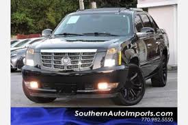 used cadillac escalade ext for sale by owner used cadillac escalade ext for sale in atlanta ga edmunds