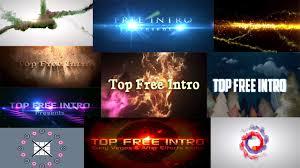 top 10 free intro templates 2016 sony vegas pro 13 topfreeintro com