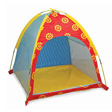 Toddler Bed Tent Canopy Amazon Com Pacific Play Tents Lil Nursery Portable Play Tent