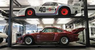 porsche race car interior for sale one off 1983 porsche 935 street by porsche exclusive