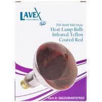 250 watt infrared heat l bulb bulb warmer heat l parts and accessories webstaurantstore