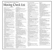 Home Design Checklist by Moving Checklist On On Home Design Ideas With Hd Resolution