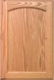 Cabinet Panel Doors Flat Panel Cabinet Door In Continuous Arch Style