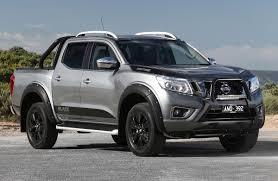 nissan trucks black nissan navara welcomes n sport black edition behind the wheel