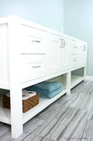 build your own bathroom vanity plans u2013 2bits