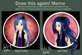 Draw It Again Meme - draw this again meme kerri by elypsi on deviantart