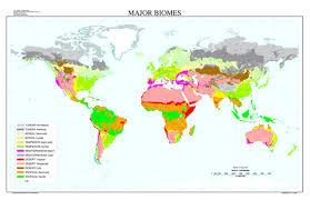 biomes map major biomes map nrcs soils