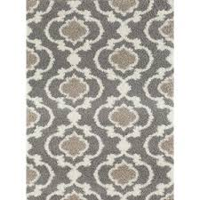 Brown And Beige Area Rug Gray U0026 Silver Rugs You U0027ll Love Wayfair
