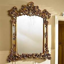 15 collection of large ornamental mirrors