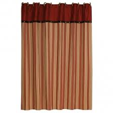 Shower Curtains With Red Western Shower Curtains Cabin Place
