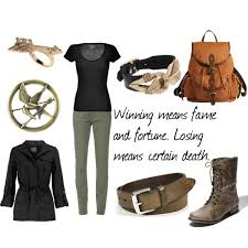 Hunger Games Halloween Costumes Katniss 18 Polyvore Images