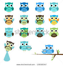 baby shower owls owl baby shower stock images royalty free images vectors