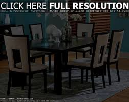 furniture beautiful dining room sets scandinavian tall round