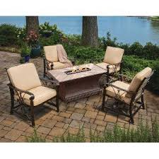 Patio Table With Firepit Firepits Backyard Pits Rc Willey Furniture Store