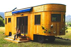 see the world in this 174 square foot off grid caravan curbed
