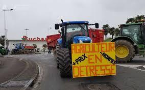 chambre d agriculture 02 agriculteurs en colère retour sur une journée de blocage en béarn