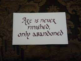 leonardo da vinci quote about learning a calligraphy quote a day 9 team greenfire