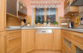Modern Light Wood Kitchen Cabinets  Pictures  Design Ideas - Modern wood kitchen cabinets