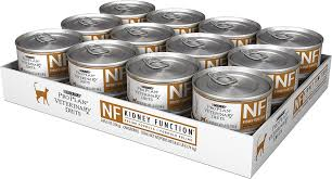 purina pro plan veterinary diets nf kidney function formula canned