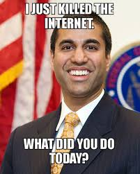 Meme Net - net neutrality might be gone but at least we have these memes