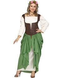wench renaissance fair womens plus size halloween costume