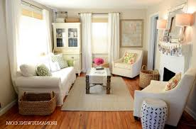 decorate small living room freshen up your home where to focus