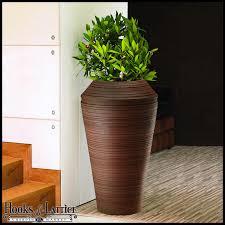 fiberglass planters resin planter fiberglass u0026 resin planters