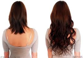 clip in human hair extensions buy curly clip in human hair extensions airyhair