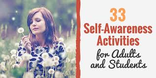 33 self awareness activities for adults and students