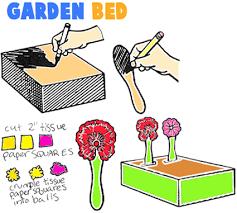 Gardening Crafts For Kids - flower u0026 garden crafts for kids ideas for arts u0026 crafts projects