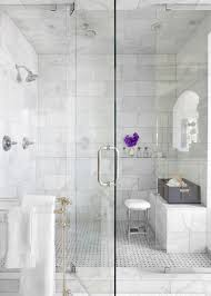 Purple And Gray Bathroom - why marble might be wrong for your bathroom