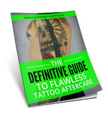 free resource the definitive guide to flawless tattoo aftercare