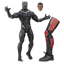 amazon com marvel 6 inch legends series black panther figure