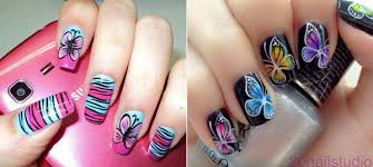 butterflies nail photo pic with amazing butterfly at best 2017