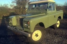 rabbit series land rover that featured in rabbit up for auction 4mud
