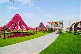 Beautiful Gardens In The World The Most Beautiful And Biggest Natural Flower Garden In The World