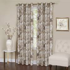 Living Rooms With Curtains Floral Curtains U0026 Drapes You U0027ll Love Wayfair