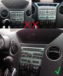 lexus is aftermarket navigation head unit aftermarket navigation radio for honda pilot 2009 2013