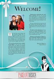 169 best pageant program book design pageant design images on