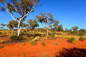 Australian Outback Map The Australian Outback U2013 Xplore