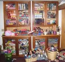 Yarn Storage Cabinets The World S Stash Mochimochi Land