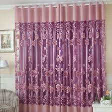 Sheer Scarf Valance Window Treatments 250 Cm X 95 Cm Flower Tulle Door Window Curtain Drape Panel Sheer