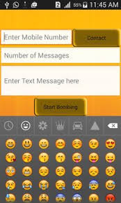 sms bomber apk sms bomber apk free entertainment app for android