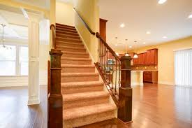 Beautiful Staircases by Accent Homes Carolinas Affordable New Homes In Charlotte